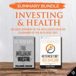 Summary Bundle: Investing & Health | Readtrepreneur Publishing: Includes Summary of The Intelligent Investor & Summary of The Keto Reset Diet by  Readtrepreneur Publishing audiobook