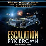 Escalation by  Ryk Brown audiobook