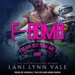F Bomb by  Lani Lynn Vale audiobook