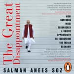 The Great Disappointment by  Salman Anees Soz audiobook