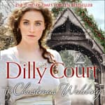 The Christmas Wedding by  Dilly Court audiobook