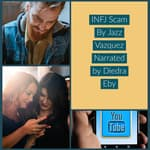 The INFJ Scam  by  Jazz Vazquez audiobook