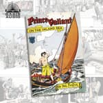 Prince Valiant on the Inland Sea by  Harold Foster audiobook