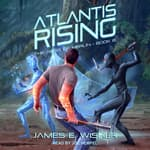 Atlantis Rising by  James E. Wisher audiobook