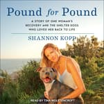 Pound for Pound by  Shannon Kopp audiobook
