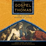 The Gospel of Thomas by  Jean-Yves Leloup audiobook