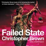 Failed State by  Christopher Brown audiobook