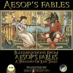 Aesop's Fables - Illuminations From Aesop's Fables A Treasury Of Lost Tales by  Aesop audiobook