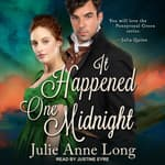 It Happened One Midnight by  Julie Anne Long audiobook
