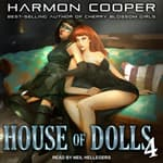 House of Dolls 4 by  Harmon Cooper audiobook
