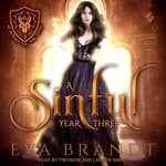 A Sinful Year Three by  Eva Brandt audiobook