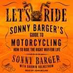 Let's Ride by  Sonny Barger audiobook