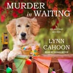 Murder in Waiting by  Lynn Cahoon audiobook