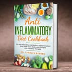 Anti Inflammatory Diet Cookbook by  Dr. Carolyn Barker audiobook