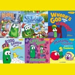 VeggieTales Children's Book Collection by  Karen Poth audiobook