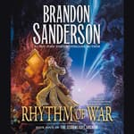 Rhythm of War by  Brandon Sanderson audiobook
