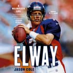Elway by  Jason Cole audiobook