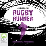 Rugby Runner by  Gerard Siggins audiobook