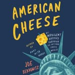 American Cheese by  Joe Berkowitz audiobook