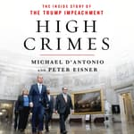 High Crimes by  Michael D'Antonio audiobook