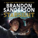 Starsight by  Brandon Sanderson audiobook