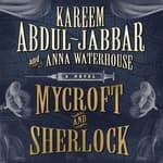 Mycroft and Sherlock by  Kareem Abdul-Jabbar audiobook