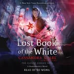 The Lost Book of the White by  Wesley Chu audiobook