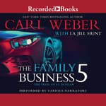 The Family Business 5 by  La Jill Hunt audiobook