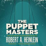 The Puppet Masters by  Robert A. Heinlein audiobook