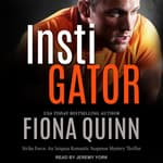 Instigator by  Fiona Quinn audiobook
