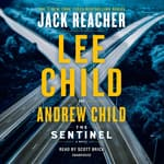 The Sentinel by  Lee Child audiobook