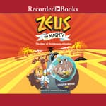 Zeus the Mighty: The Maze of the Menacing Minotaur by  Crispin Boyer audiobook
