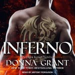 Inferno by  Donna Grant audiobook