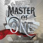Master of One by  Jaida Jones audiobook
