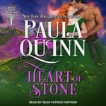 Heart of Stone by  Paula Quinn audiobook
