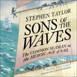 Sons of the Waves by  Stephen Taylor audiobook