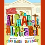 The Alphabet's Alphabet by  Chris Harris audiobook