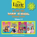 Lizzie McGuire: Books 1–4 by  Disney Press audiobook