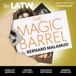 The Magic Barrel by  Bernard Malamud audiobook