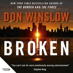 Broken by  Don Winslow audiobook