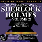 The Adventure of the Dying Detective and the Persecuted Millionaire by  Anthony Boucher audiobook