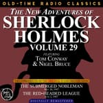 The Submerged Nobleman and The Red-Headed League by  Anthony Boucher audiobook