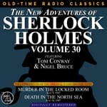 Murder in the Locked Room and Death in the North Sea by  Anthony Boucher audiobook
