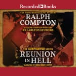 Ralph Compton Reunion in Hell by  Carlton Stowers audiobook