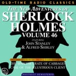 The Sinister Crate of Cabbage and The Case of the Illustrious Client by  Anthony Bouche audiobook
