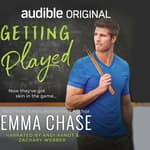 Getting Played by  Emma Chase audiobook
