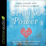 Staying Power by  Carol Kent audiobook
