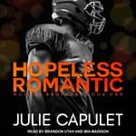 Hopeless Romantic by  Julie Capulet audiobook