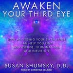 Awaken Your Third Eye by  Susan Shumsky, DD audiobook