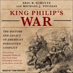 King Philip's War by  Michael J. Tougias audiobook